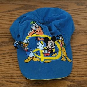 Disney World Exclusive Character Baseball Hat